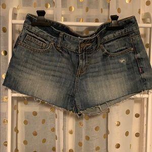 PINK Victoria's Secret Shorts - VS Pink jean short